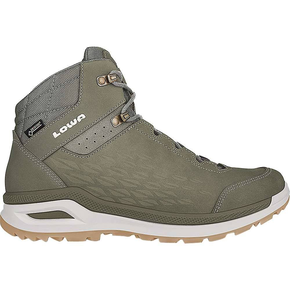 ローバー Lowa Boots レディース ハイキング・登山 ブーツ シューズ・靴【Lowa Locarno GTX QC Boot】Reed/Off White