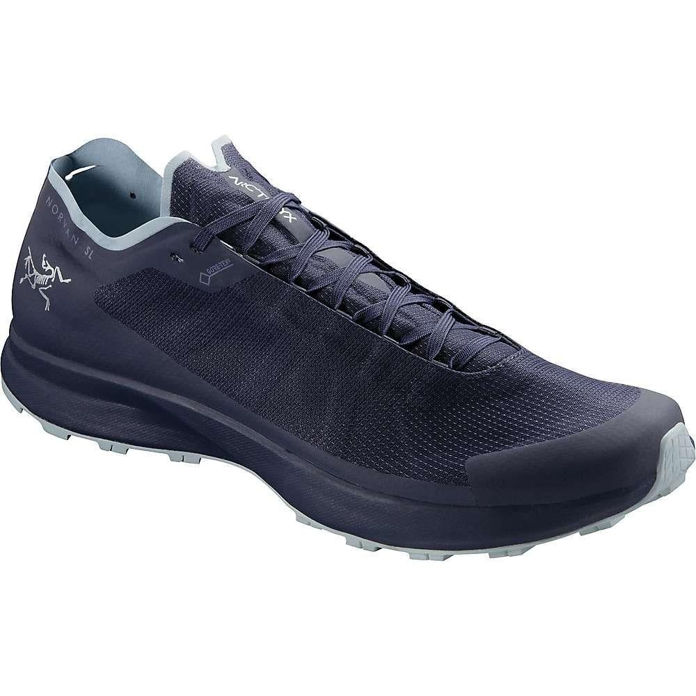 アークテリクス Arcteryx レディース ランニング・ウォーキング シューズ・靴【Norvan SL GTX Shoe】Black Sapphire/Continuum
