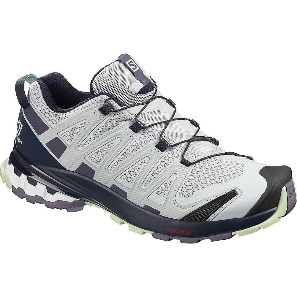 サロモン Salomon レディース ランニング・ウォーキング シューズ・靴【XA Pro 3D V8 Shoe】Pearl Blue/Sweet Grape/Patina Green