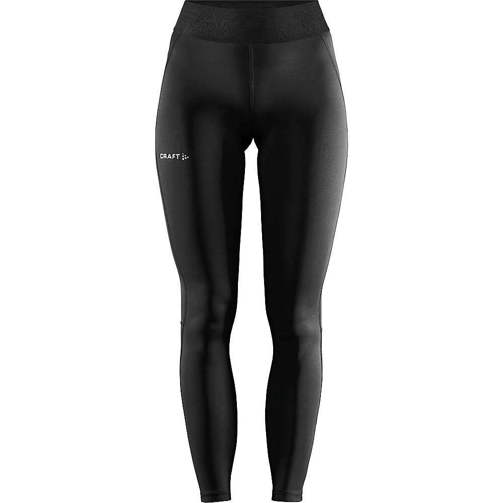 クラフト Craft Sportswear レディース フィットネス・トレーニング スパッツ・レギンス ボトムス・パンツ【Craft Core Essence Tight】Black