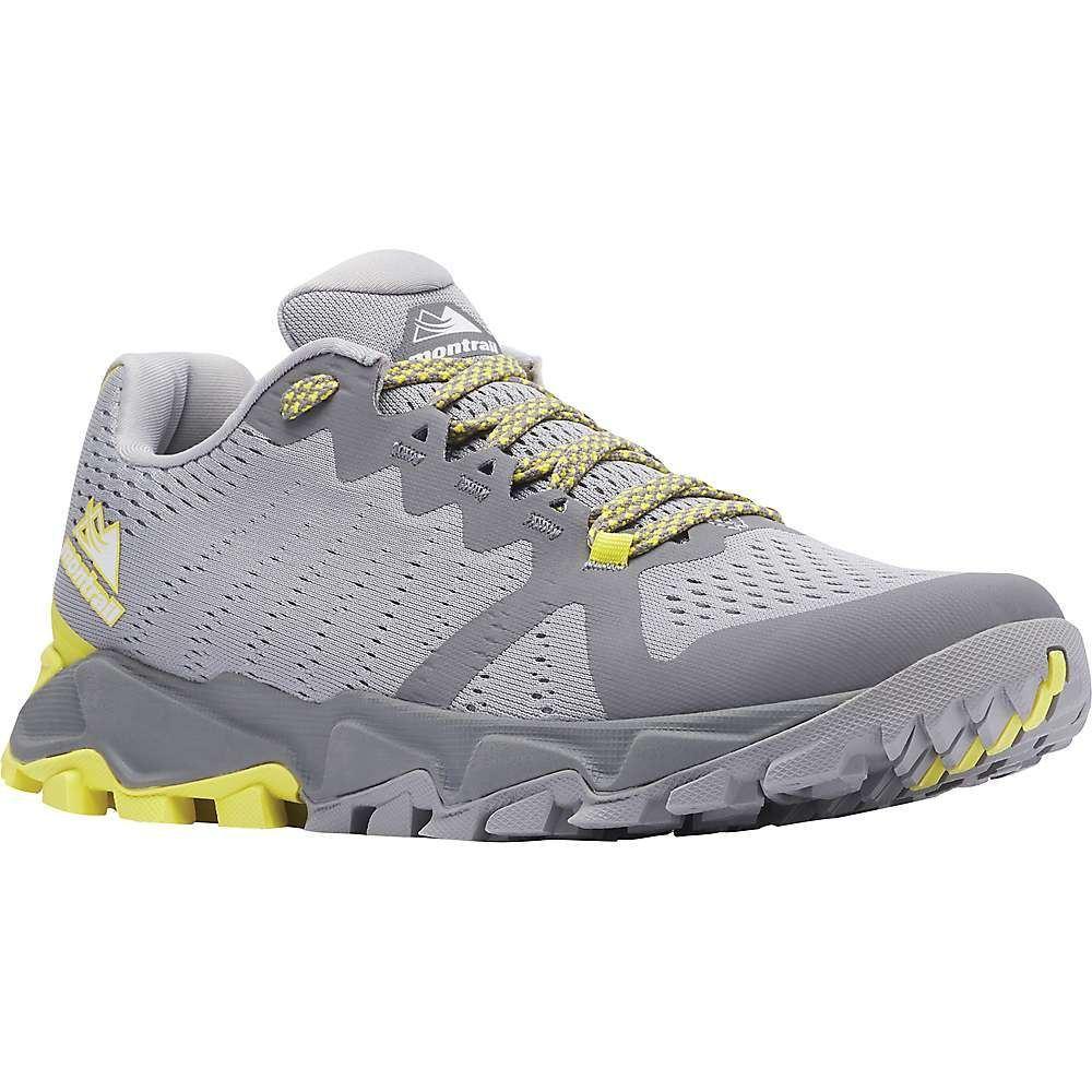 コロンビア Columbia Footwear レディース ランニング・ウォーキング シューズ・靴【Columbia Trans Alps F.K.T. III Shoe】Steam/Acid Yellow