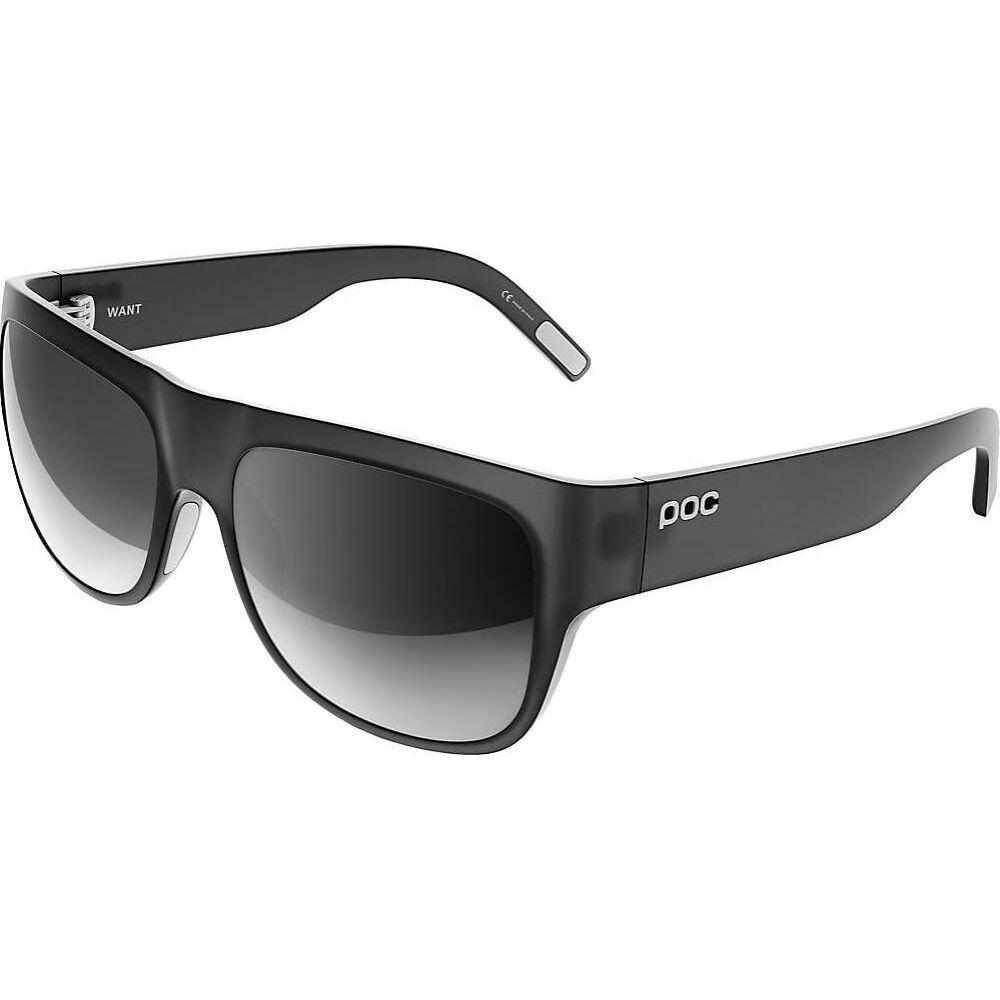 ポック POC Sports ユニセックス スポーツサングラス 【Want Sunglasses】Uranium Black Translucent