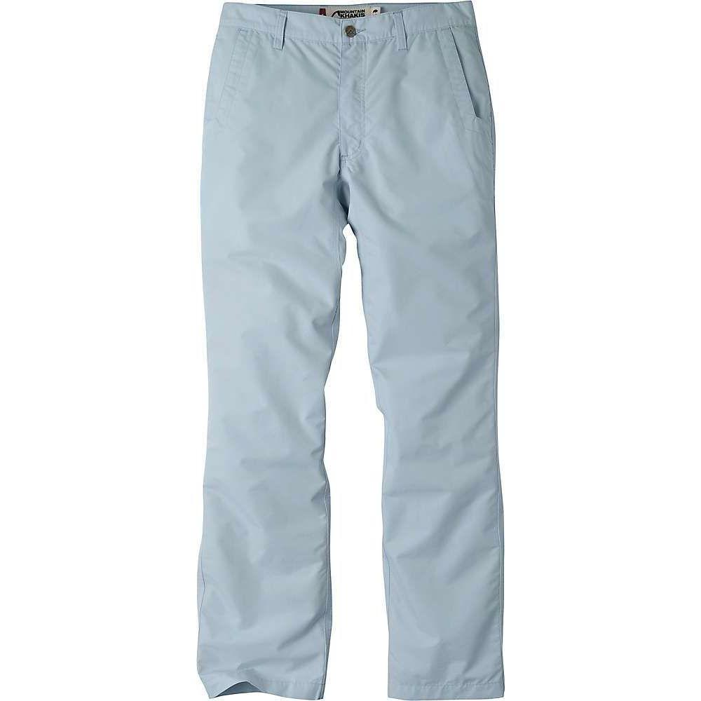 マウンテンカーキス Mountain Khakis メンズ スキニー・スリム ボトムス・パンツ【Slim Fit Poplin Pant】Breeze
