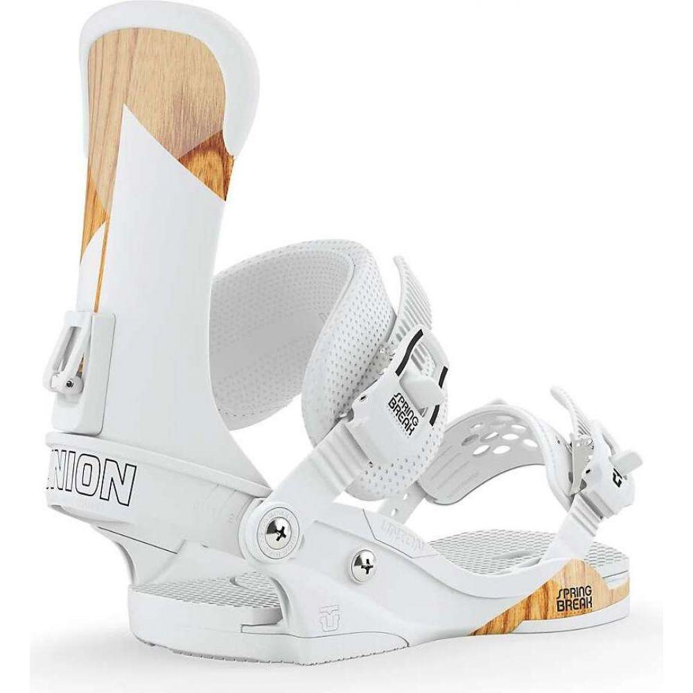 ユニオン Union ユニセックス スキー・スノーボード ビンディング【Force Binding】Spring Break