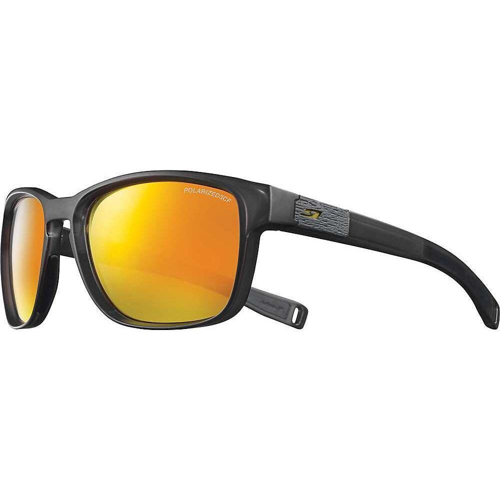 ジュルボ Julbo ユニセックス スポーツサングラス 【Paddle Polarized Sunglasses】Black/Black/Polarized CF