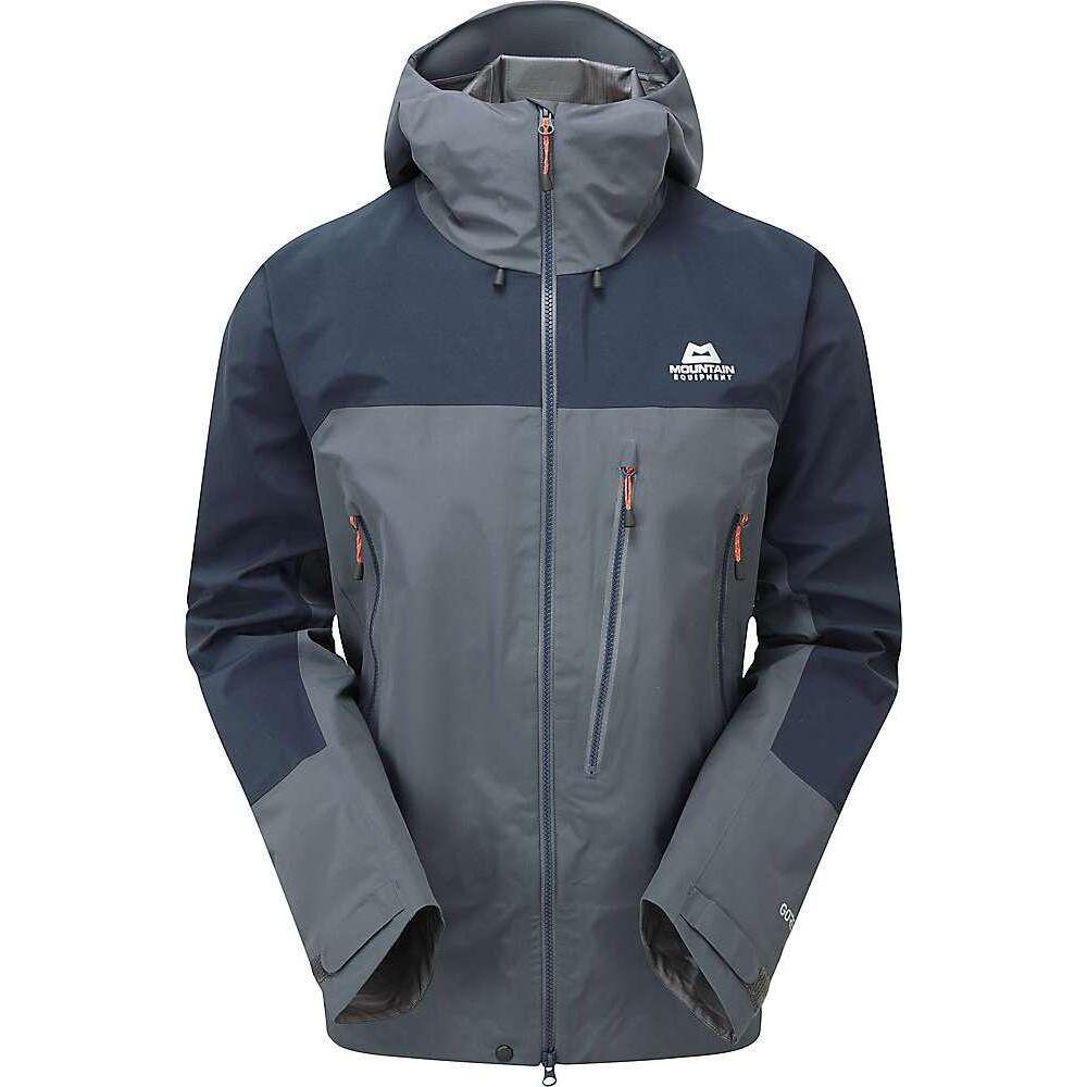 マウンテンイクイップメント Mountain Equipment メンズ スキー・スノーボード ジャケット アウター【Lhotse Jacket】Ombre Blue/Cosmos