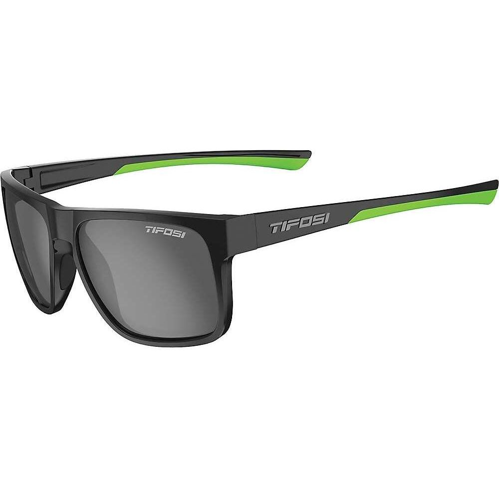 ティフォージ Tifosi Optics ユニセックス メガネ・サングラス 【Tifosi Swick Polarized Sunglasses】Satin Black/Neon