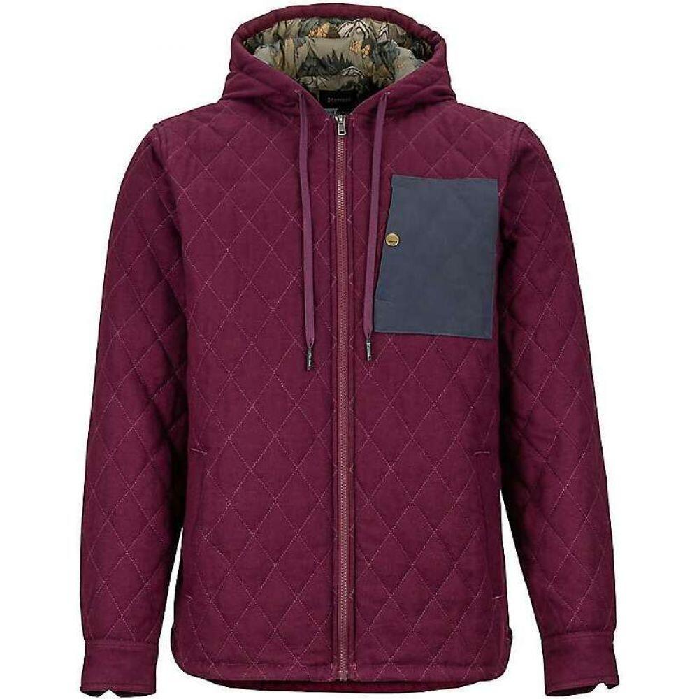 マーモット Marmot メンズ アウター フランネルシャツ【Mt. Rose Insulated Flannel LS Shirt】Fig