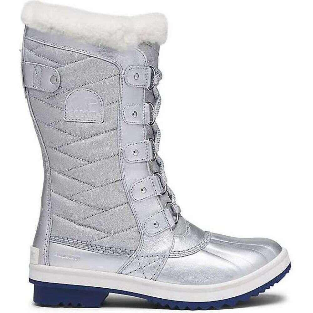 ソレル Sorel レディース ブーツ シューズ・靴【Disney Frozen Tofino II Boot】Pure Silver