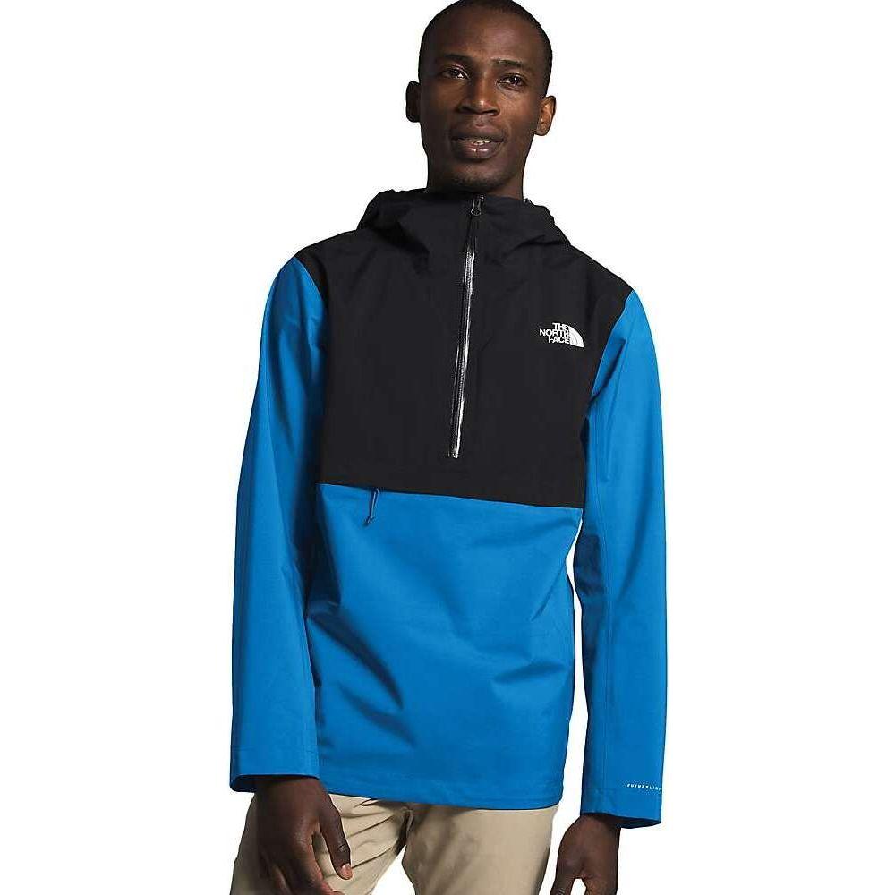 ザ ノースフェイス The North Face メンズ ランニング・ウォーキング ジャケット アウター【Arque FUTURELIGHT Jacket】Clear Lake Blue/TNF Black