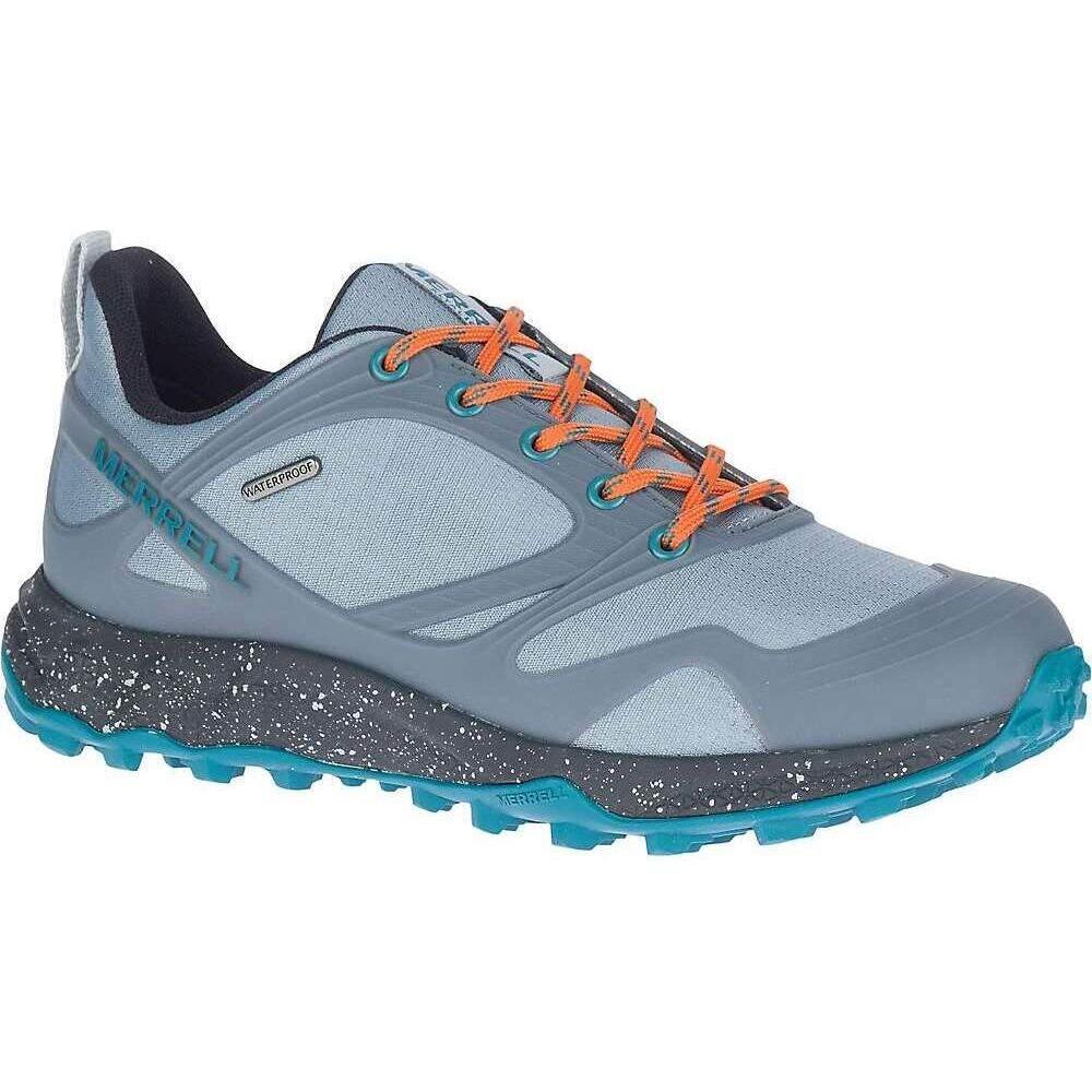メレル Merrell レディース ハイキング・登山 シューズ・靴【Altalight Waterproof Shoe】Monument/Exub