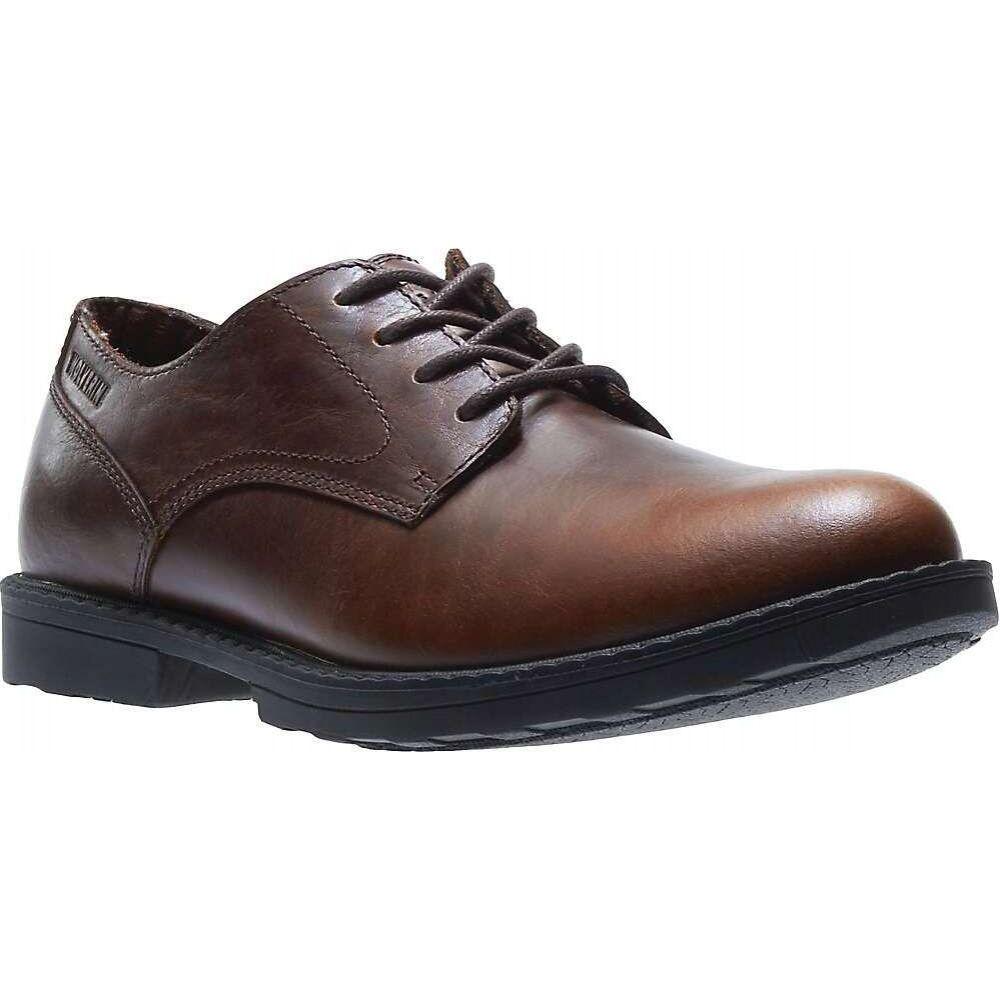 ウルヴァリン Wolverine メンズ 革靴・ビジネスシューズ シューズ・靴【Bedford Soft-Toe Oxford】Brown