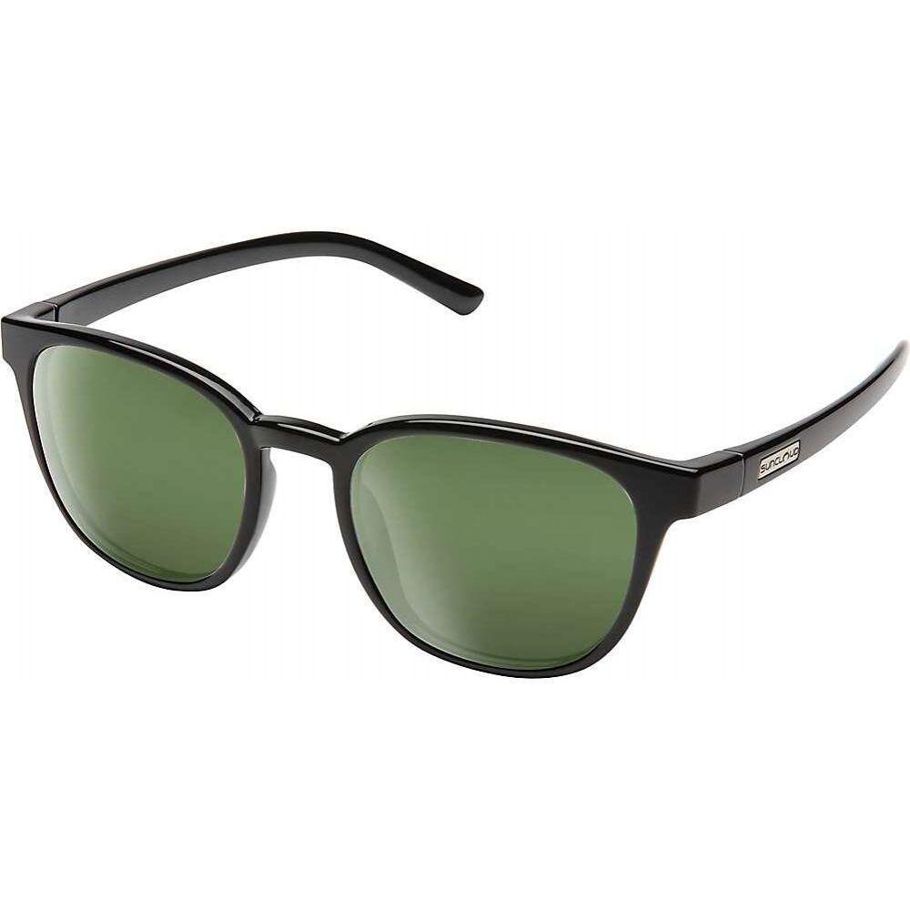 サンクラウド Suncloud ユニセックス メガネ・サングラス 【Montecito Polarized Sunglasses】Black/Gray Green Polarized