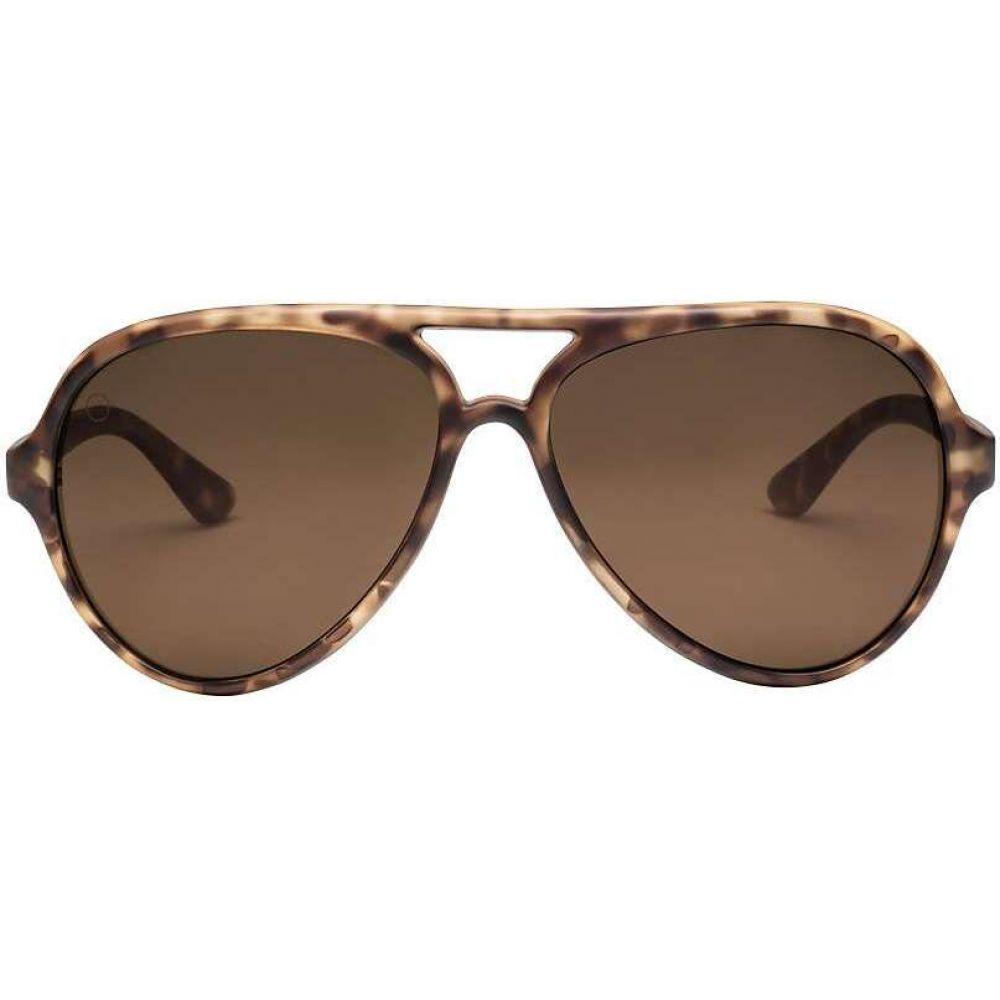 エレクトリック Electric ユニセックス メガネ・サングラス 【Elsinore Sunglasses】Matte Tort/Bronze Polarized