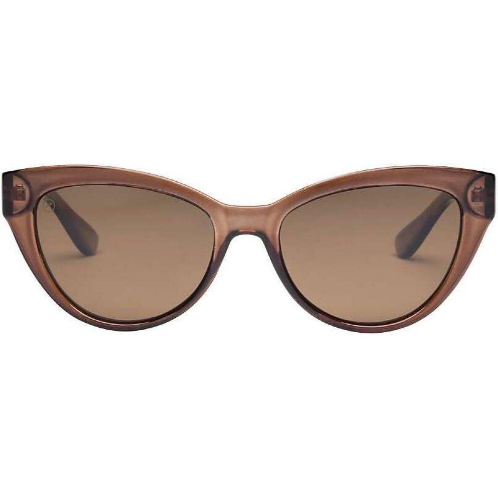 エレクトリック Electric ユニセックス メガネ・サングラス 【Indio Sunglasses】Mono Bronze/Bronze Polarized