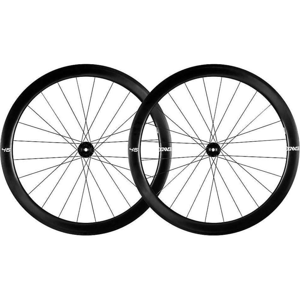 エンヴィ Enve ユニセックス 自転車 【ENVE 45mm Disc Wheelset】Black