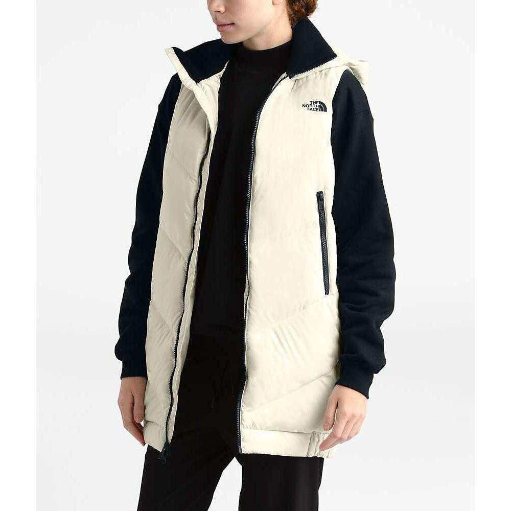ザ ノースフェイス The North Face レディース ベスト・ジレ トップス Albroz Vest Vintage WhiterxBdoWCe