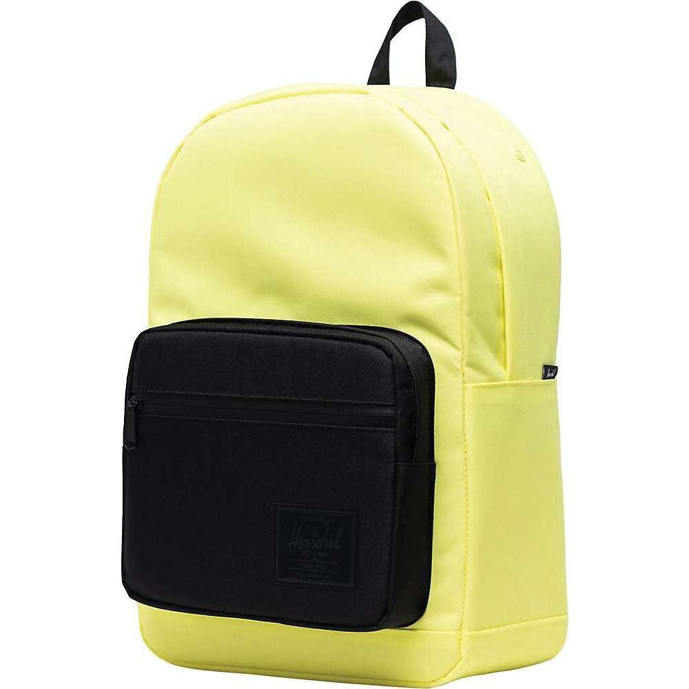 ハーシェル サプライ Herschel Supply Co メンズ バックパック・リュック バッグ【Pop Quiz Backpack】Highlight/Black