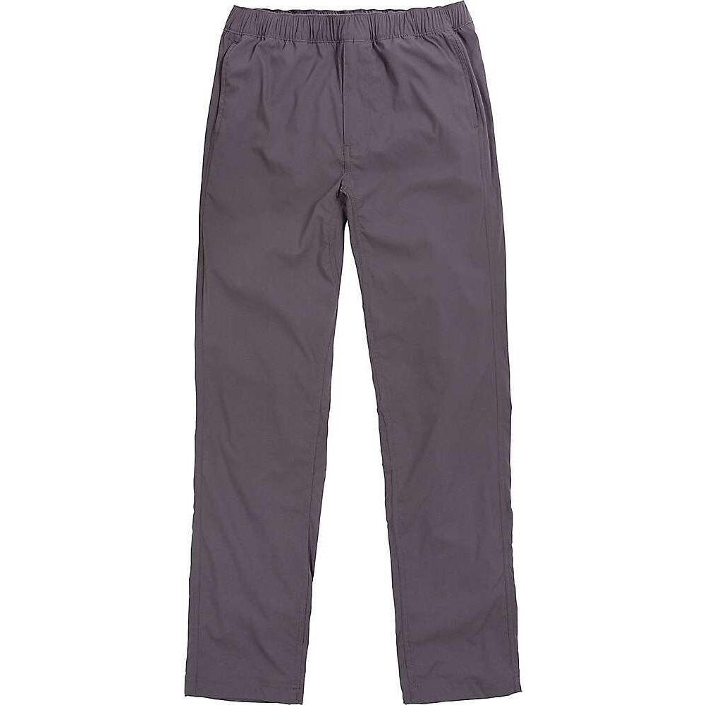 トポ デザイン Topo Designs メンズ ボトムス・パンツ 【Boulder Pant】Charcoal