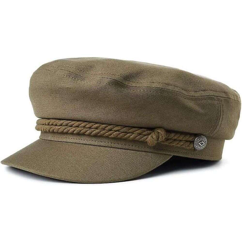 ブリクストン Brixton ユニセックス キャップ 帽子【Fiddler Cap】Military Olive