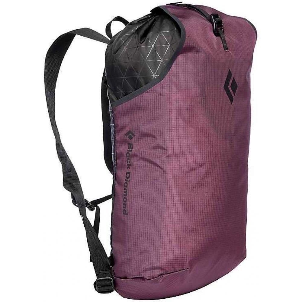 ブラックダイヤモンド Black Diamond メンズ バックパック・リュック バッグ【Trail Blitz 12 Backpack】Mulberry