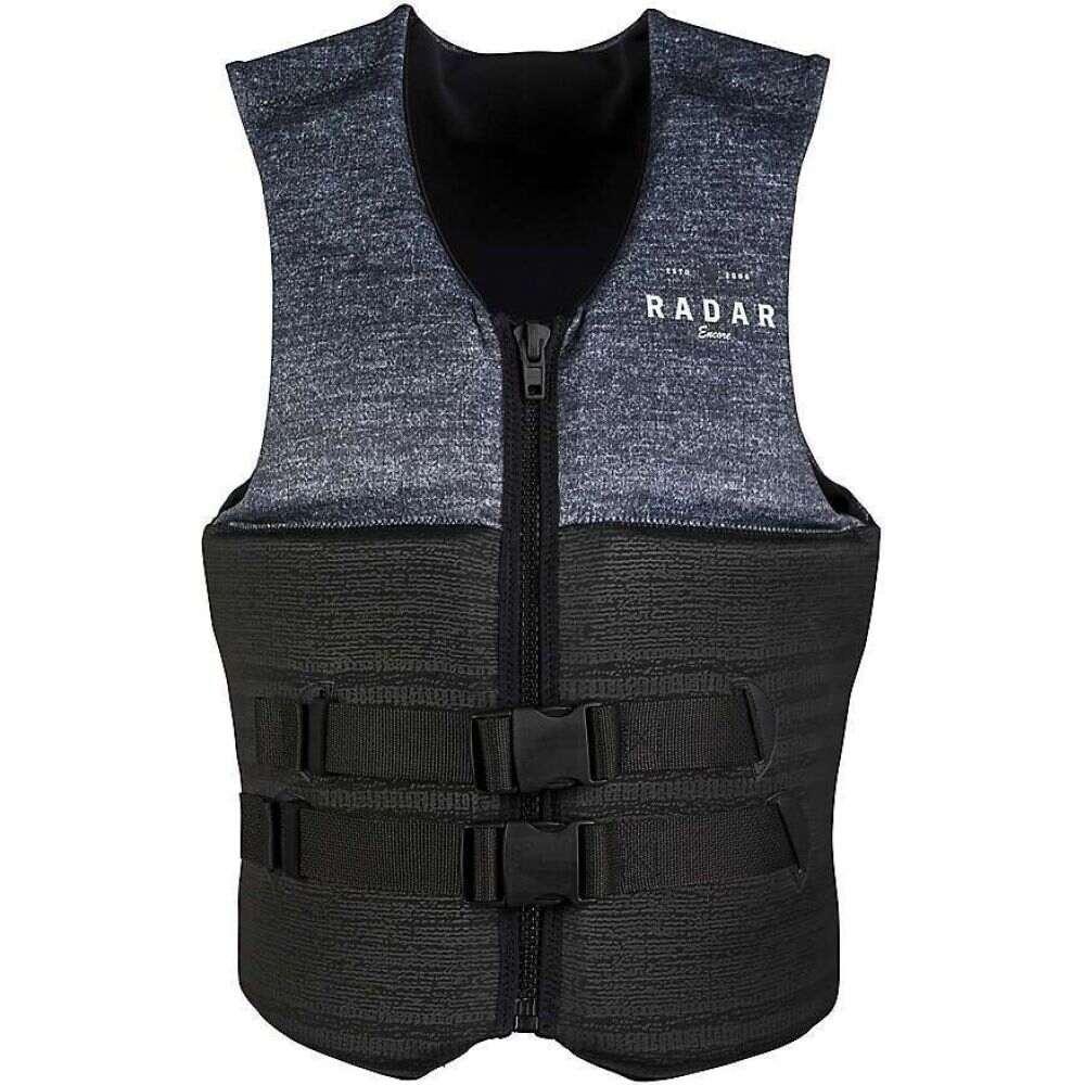 レーダー Radar メンズ トップス【Encore CGA Life Vest】Black/Heather Grey
