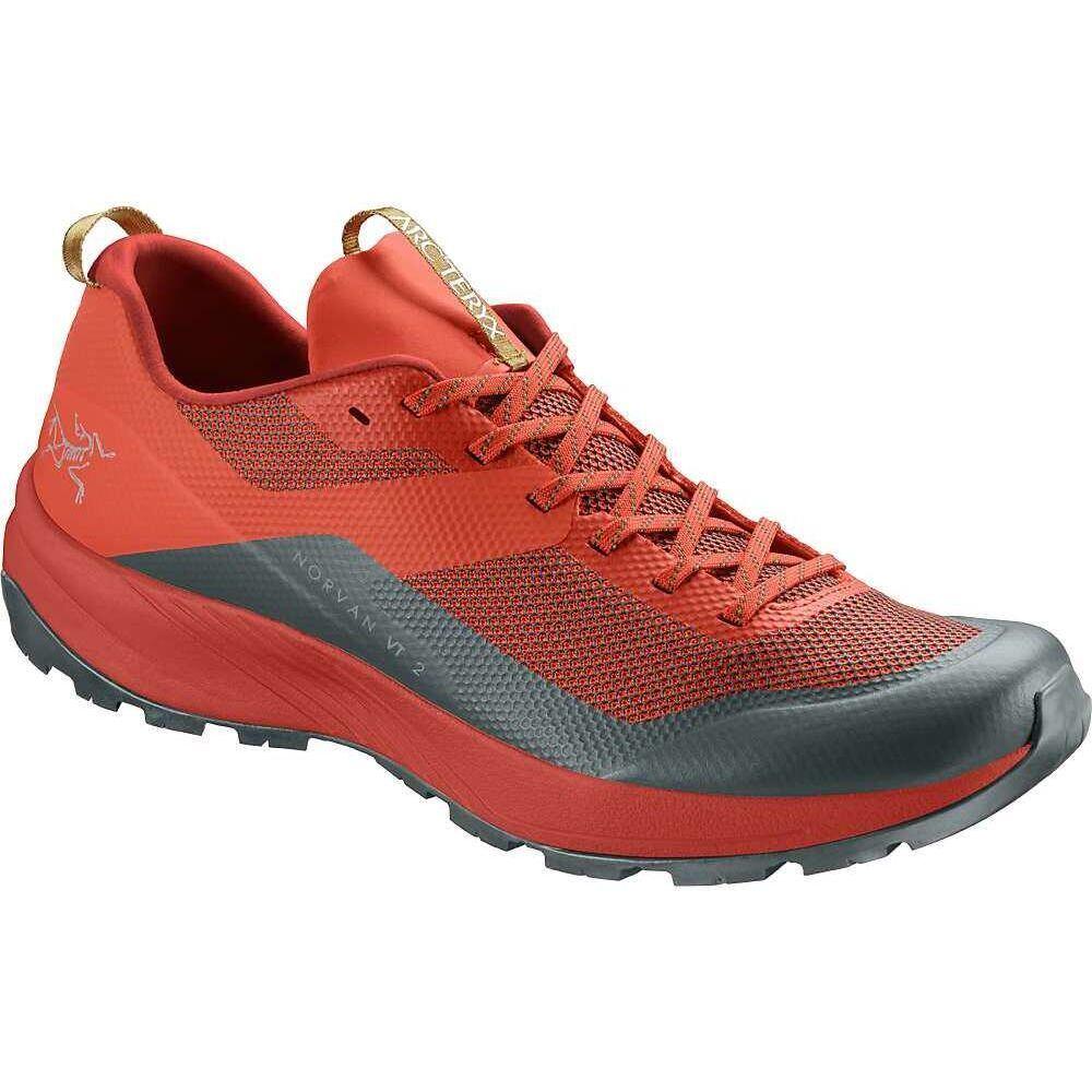 アークテリクス Arcteryx メンズ ランニング・ウォーキング シューズ・靴【Norvan VT 2 Shoe】Dyno Red/Yukon