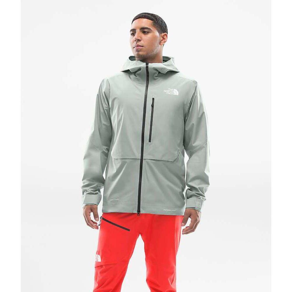 ザ ノースフェイス The North Face メンズ レインコート アウター【Summit L5 LT FUTURELIGHT Jacket】Meld Grey