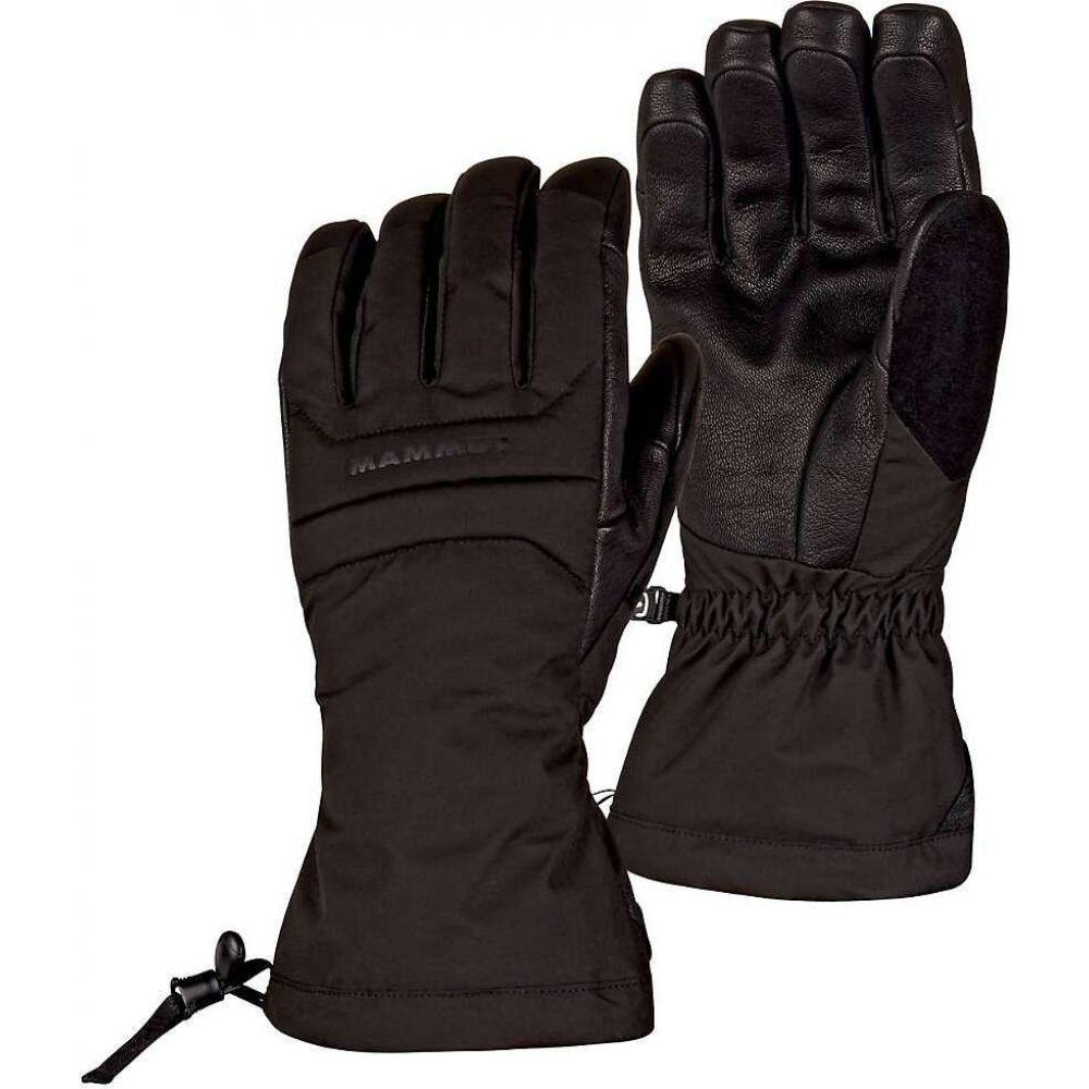 マムート Mammut ユニセックス スキー・スノーボード グローブ【Casanna Glove】Black