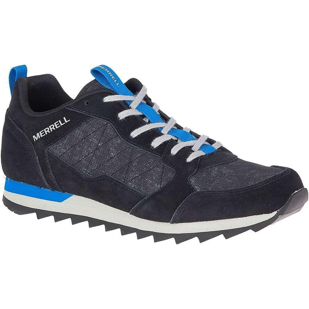 メレル Merrell メンズ シューズ・靴 【Alpine Sneaker Shoe】Black Ripstop