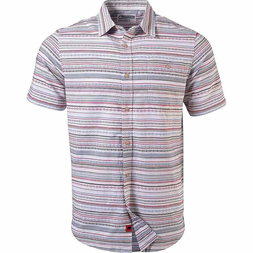 マウンテンカーキス Mountain Khakis メンズ 半袖シャツ トップス【Horizon SS Shirt】Dove