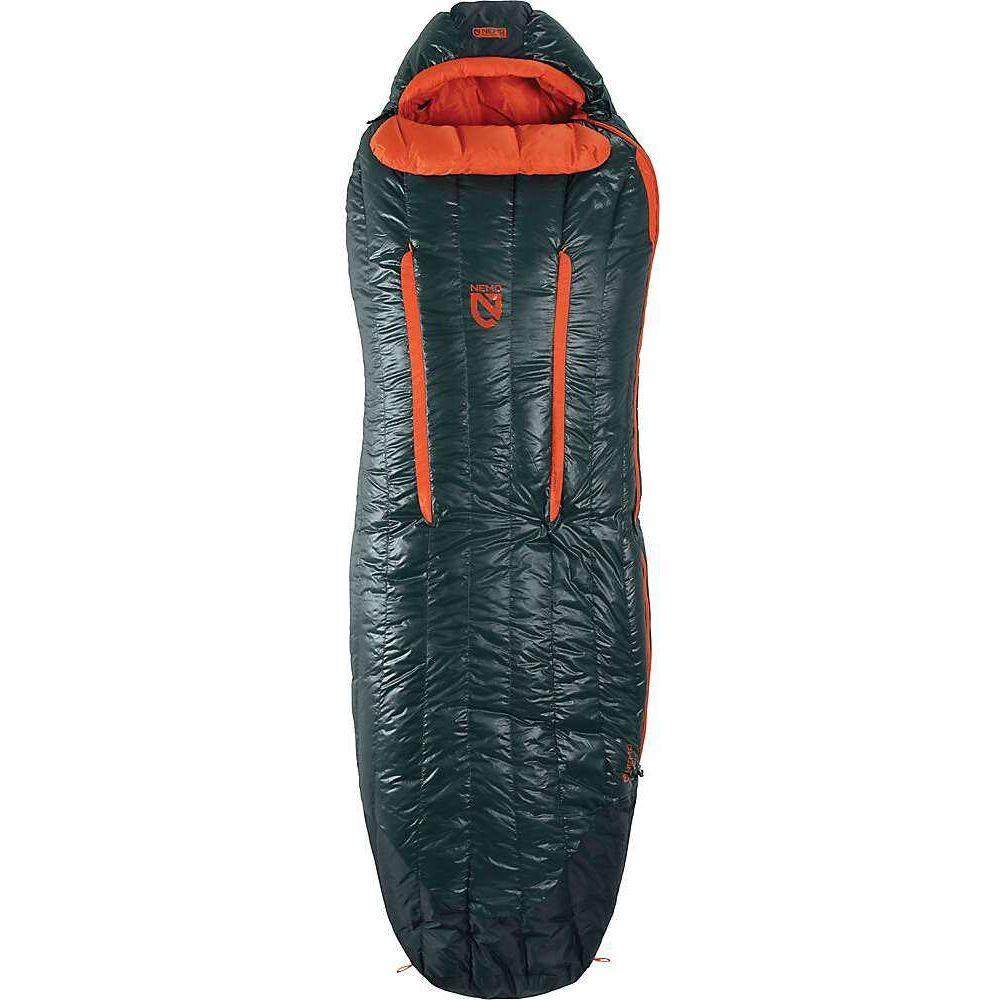 ネモ NEMO メンズ ハイキング・登山 寝袋【Riff 15 Sleeping Bag】Ember Red/Deep Water