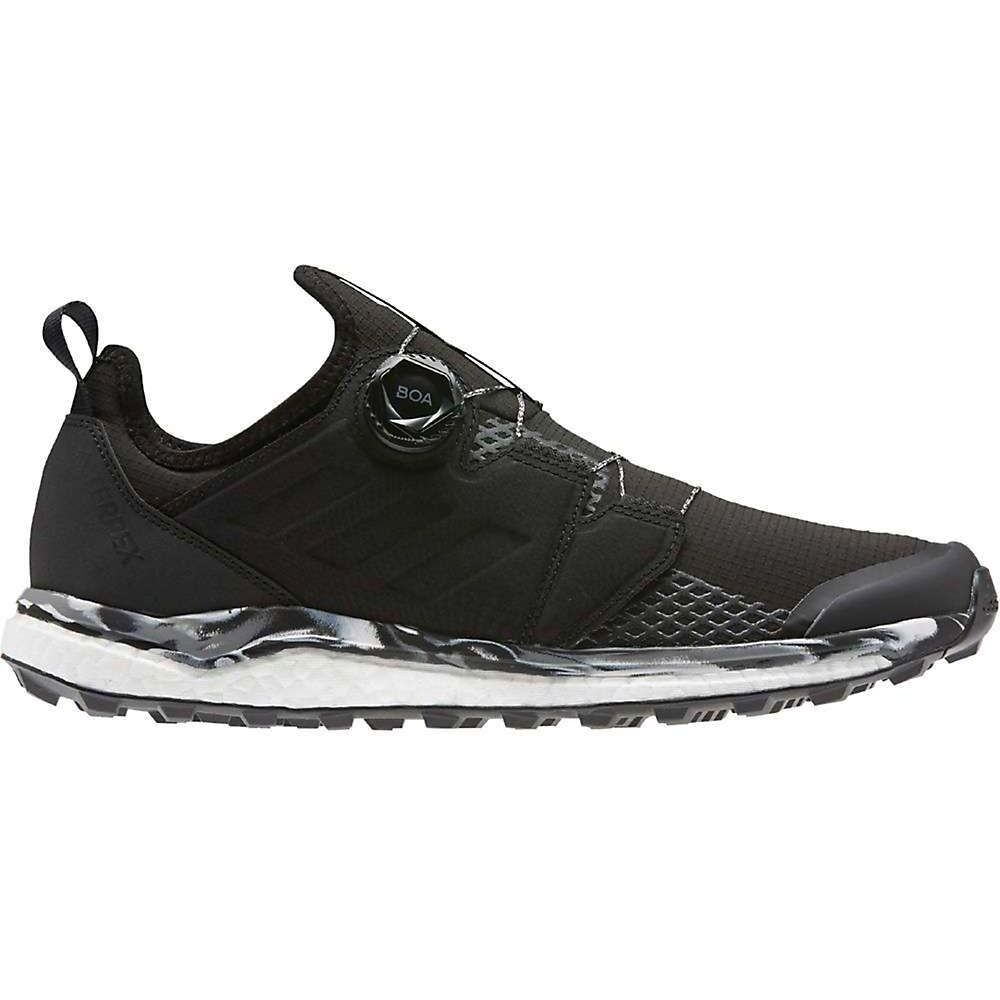 アディダス Adidas メンズ ランニング・ウォーキング シューズ・靴【Terrex Agravic Boa Shoe】Black/Black/Grey One
