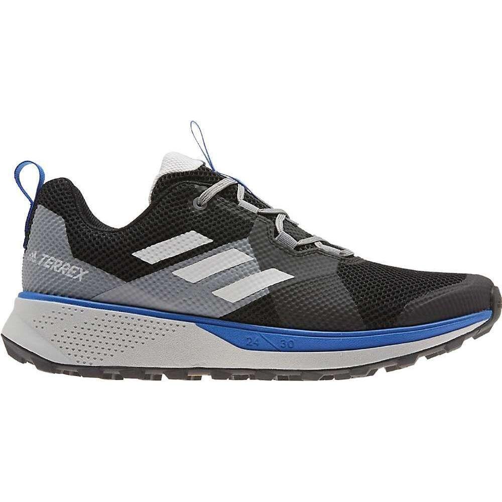 アディダス Adidas メンズ ランニング・ウォーキング シューズ・靴【Terrex Two Shoe】Black/Grey One/Glory Blue
