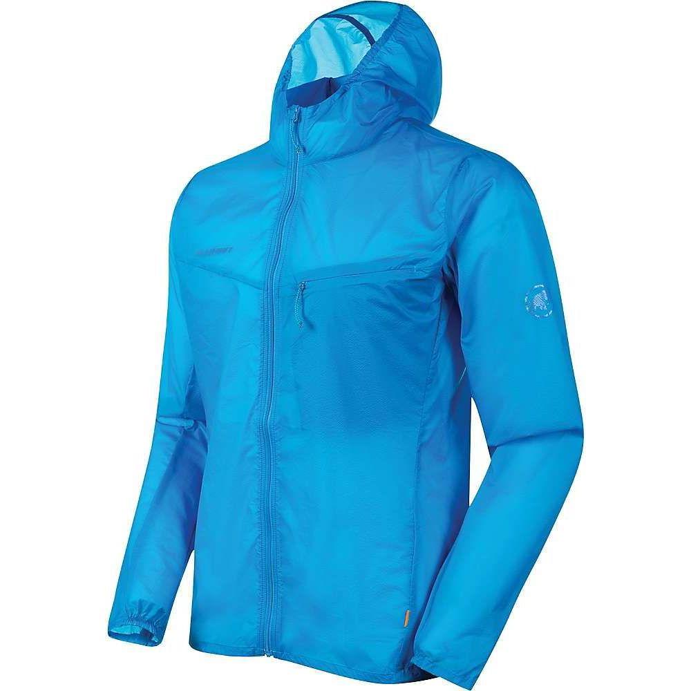 マムート Mammut メンズ ジャケット フード アウター【Convey WB Hooded Jacket】Gentian