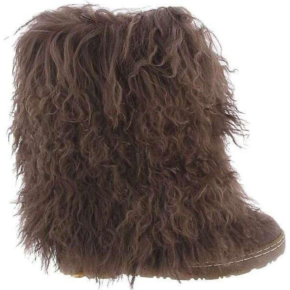 ベアパウ Bearpaw レディース ブーツ シューズ・靴【Boetis Boot】Chocolate II