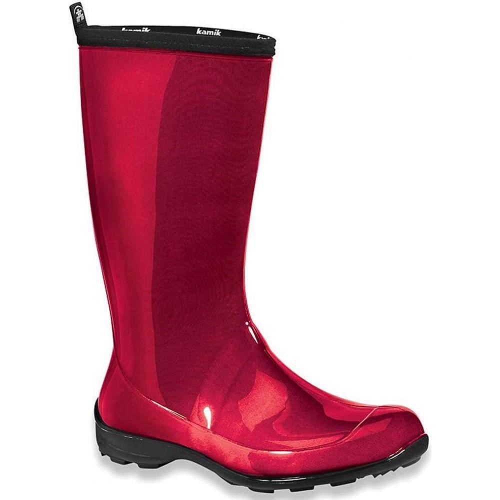 カミック Kamik レディース ブーツ シューズ・靴【Heidi Boot】Red
