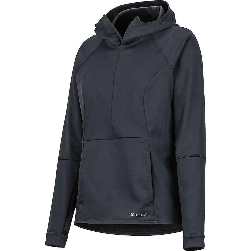 【大注目】 マーモット Marmot レディース ジャケット ハーフジップ アウター【Zenyatta 1/2 Zip Hoody】Black, SweetCharm 8535c9d7