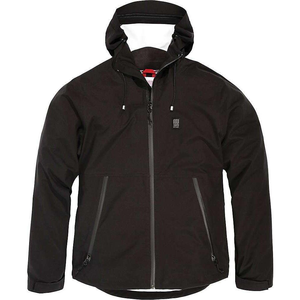 トポ デザイン Topo Designs レディース ジャケット アウター【Global Jacket】Black
