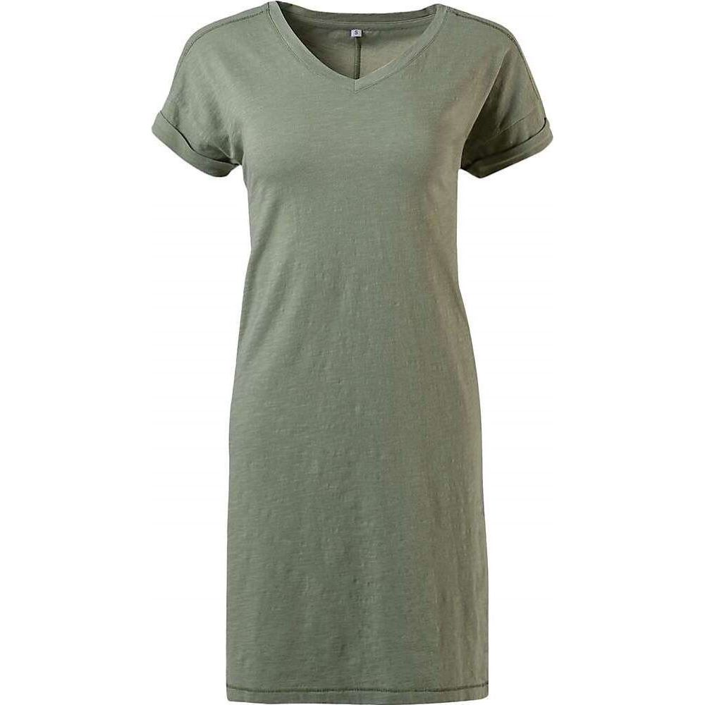 マウンテンカーキス Mountain Khakis レディース ワンピース ワンピース・ドレス【Essential Knit Dress】Olive