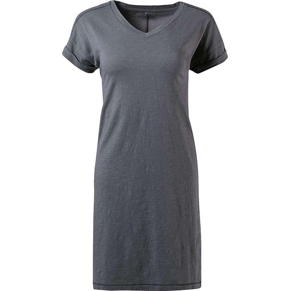マウンテンカーキス Mountain Khakis レディース ワンピース ワンピース・ドレス【Essential Knit Dress】Coal
