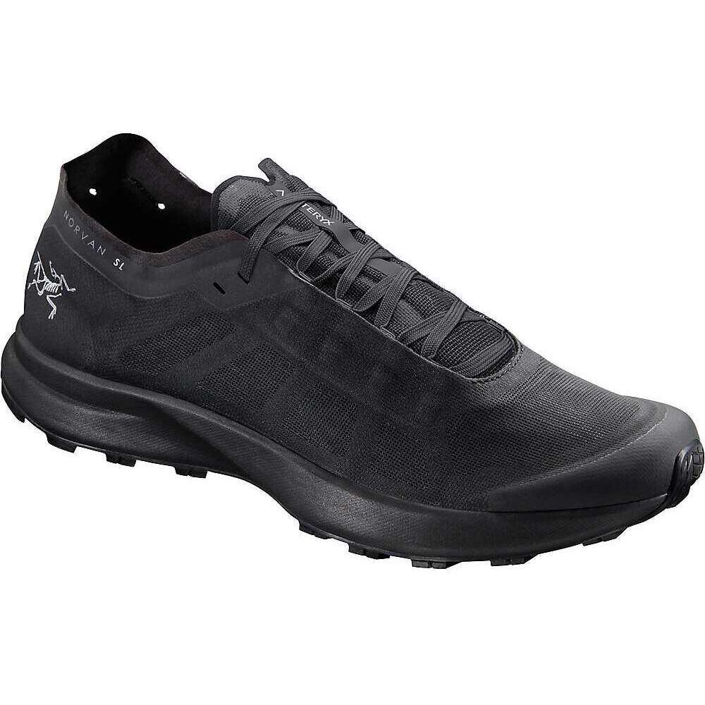 アークテリクス Arcteryx レディース ランニング・ウォーキング シューズ・靴【Norvan SL Shoe】Black/Black