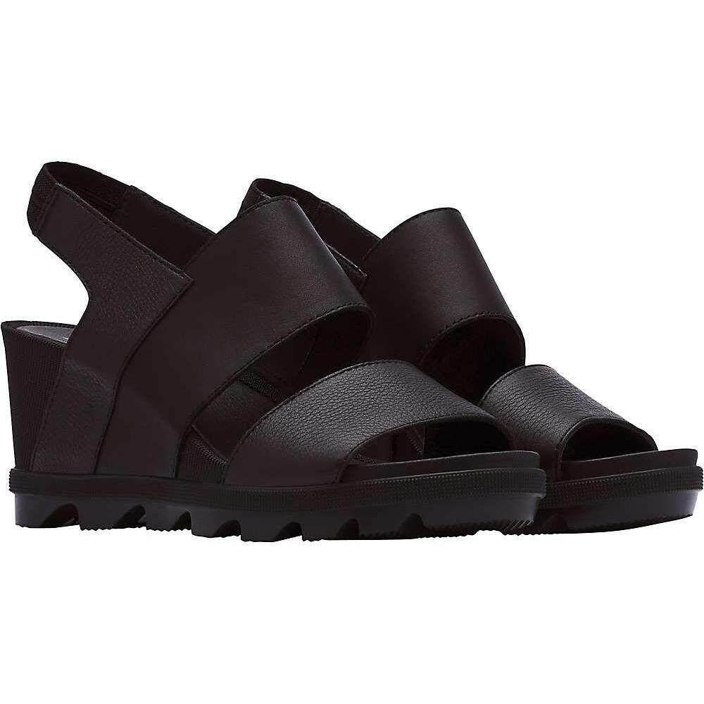 ソレル Sorel レディース サンダル・ミュール シューズ・靴【Joanie II Slingback Sandal】Black