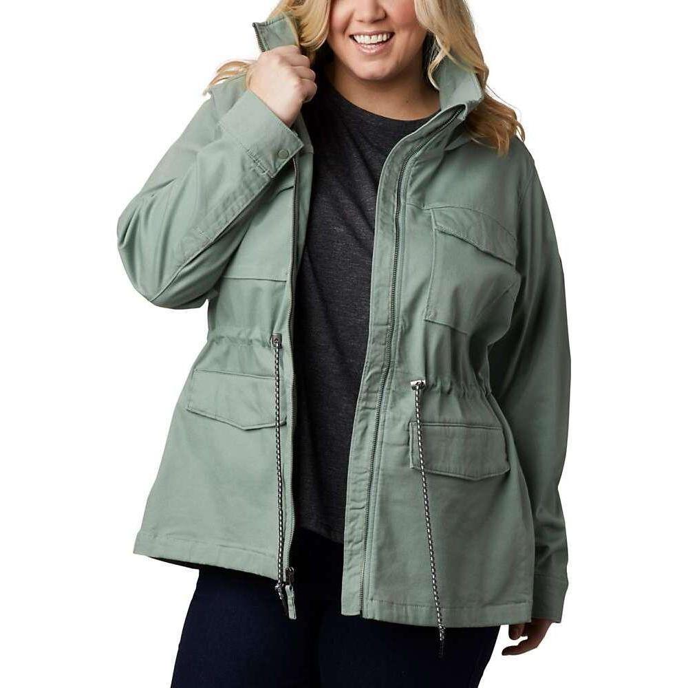 コロンビア Columbia レディース ジャケット アウター【Tummil Pines Jacket】Light Lichen