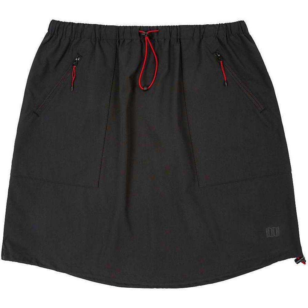 トポ デザイン Topo Designs レディース スカート 【Sport Skirt】Black