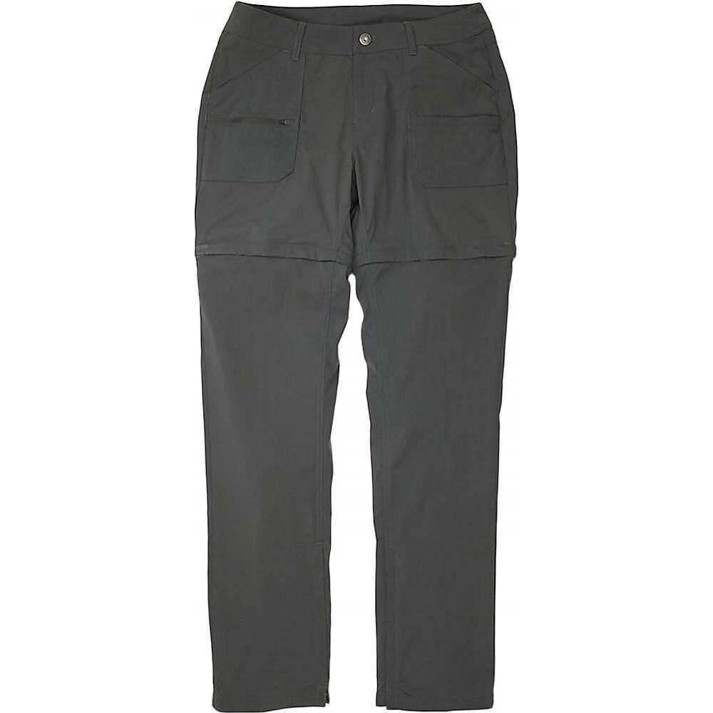 エクスオフィシオ ExOfficio レディース ボトムス・パンツ 【BugsAway Petra Convertible Pant】Dark Steel