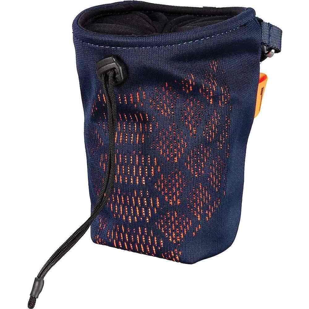 マムート Mammut ユニセックス クライミング チョークバッグ【Knit Chalk Bag】Marine