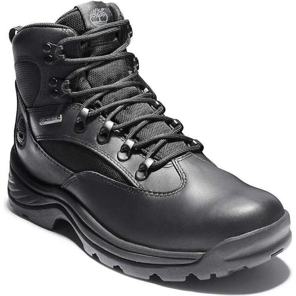 ティンバーランド Timberland メンズ ハイキング・登山 ブーツ シューズ・靴【Timberlad Chocorua Trail Mid WP Hiking Boot】Black Full-Grain