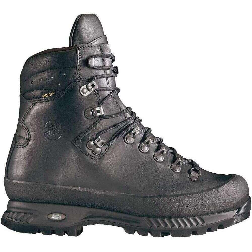 ハンワグ Hanwag メンズ ハイキング・登山 ブーツ シューズ・靴【Alaska GTX Boot】Black