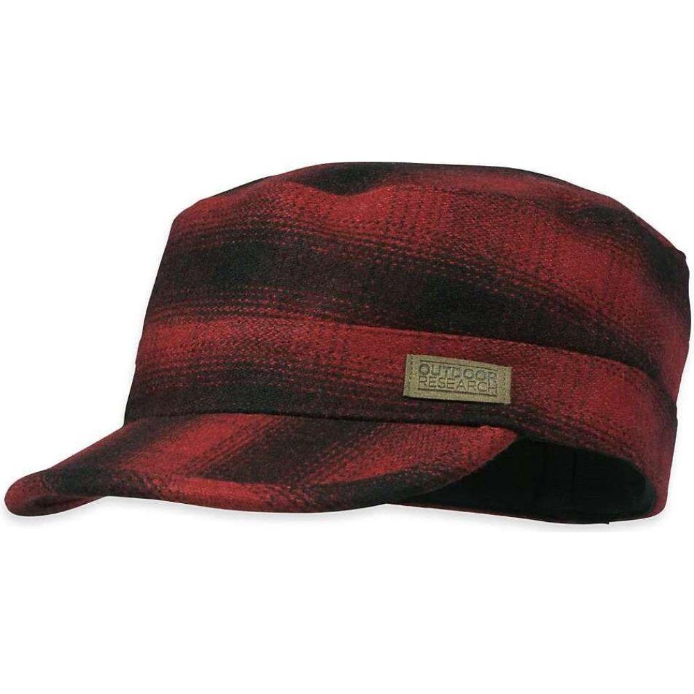 アウトドアリサーチ Outdoor Research メンズ 帽子 【Kettle Cap】Redwood/Black